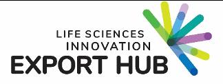 Life sciences innovation export hub